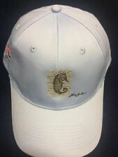 Ball Cap with Emb. Seahorse & State of Alabama for Bimini Bobs Sky blue New