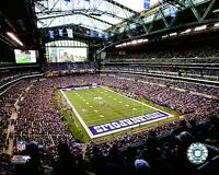 Lucas Oil Stadium Indianapolis Colts 8 X 10 Photo AALV153 zzz