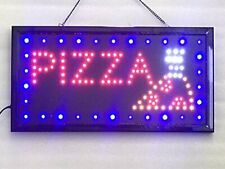UPSUN Neon Sign PIZZA,LED Business Sign Advertisement Board Electric Display