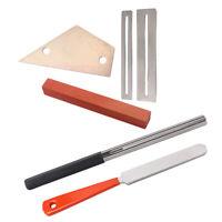6 Pieces/ Set Guitar Repair Maintenance Tool Luthier Guitarist DIY Tools Kit