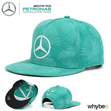 Lewis Hamilton Malaysia Cap Green 2017 F1 Malaysian Grand Prix Special Edition