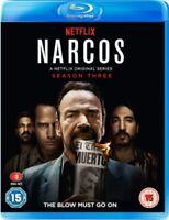 Neuf Narcos Saison 3 Blu-Ray