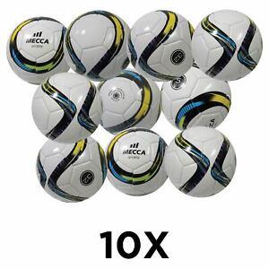 10 x Soccer Ball Football - Size 5