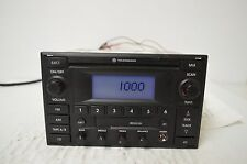 02 03 04 05 VW Volkswagen Jetta Golf Passat Radio CD Tape Player B13#024