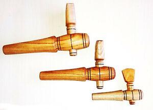 Barrel tap,New Solid Hardwood Tap Spigot for Oak Barrel 3L,5L,10L,15L,20L..225L