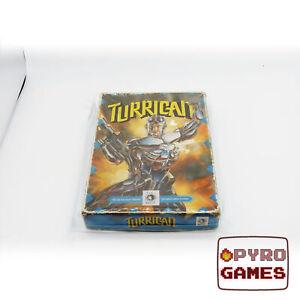 Turrican - Sega Mega Drive / Genesis - PAL