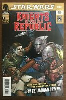 Star Wars Knights of the Old Republic #8 2006 Insert Attached