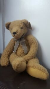 Russ Berrie Bear. Bear from the past 'Abercrombie'