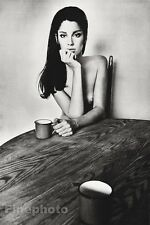 1964 Vintage FEMALE NUDE Judy New York Art Photo Gravure By JEANLOUP SIEFF 11x14