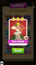 Coin Master Card, Cute Cupid