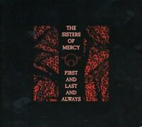 The Sisters Of Mercy - First & Last & Always (NEW CD)