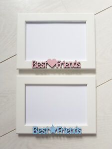 Christmas Birthday Photo Frame gift personalised Best Friends Present
