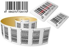 Price tags barcode description print label sticker product printing