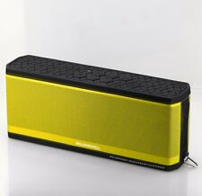 Bell + Howell Mobile Sounds Waterproof  Bluetooth  Speaker- Yellow- BH50-Y