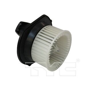 For Ford Focus 2008-2011 Front HVAC Blower Motor TYC 700217