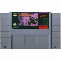 Choplifter III - Super Nintendo SNES Game Authentic