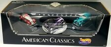 1996 Hot Wheels American Classics Vintage Retro Diecast Toy Car Collectible SET