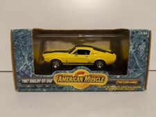 ERTL Collectibles - American Muscle - 1967 Shelby GT-350 1:43 Scale