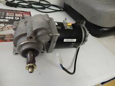 Permobil C500 Left Drive Motor Gearbox   CM808-077A 22VDC #3