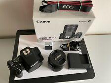 Canon EOS 250D DSLR Kit Zubehörpaket