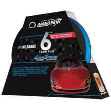 """AUTOSCRUB Nanoskin 6"""" Fine Grade Clay Pad for DA Polisher Better Than Clay Bar"""