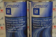 GENUINE Vauxhall SPRAY PAINT KIT - ULTRA BLUE 21B / 4CU - NEW GM - 93160529