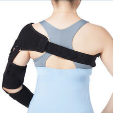 Shoulder arm support brace for Stroke Hemiplegia Subluxation Recovery Black