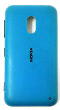 Nokia Lumia 620 Standard Cell Phone Housing Case Battery Door Back Cover Blue