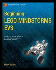 Beginning LEGO MINDSTORMS EV3 by Mark Rollins (2014, Paperback, New Edition)