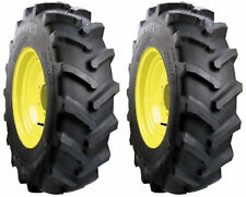 TWO 7-14 Carlisle Farm Specialist R-1 6 ply Rate Tires Made for Compact Tractors
