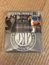 New listing New American Kennel Club (Akc) Car Seat Cover For Dogs Grey