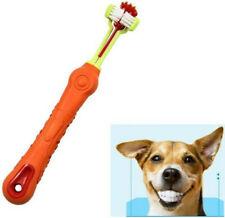 Brosse à dents pour Chien Chat Chiot Hygiène Dentaire Toilettage