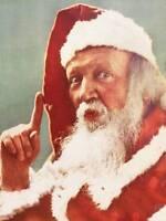 OLD Santa Christmas vintage art