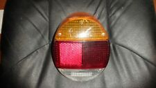 Used OE Hella#THK15,VW#133945223G LH Rr Amber/Red/Clear Tail Lamp Lens 73 Beetle