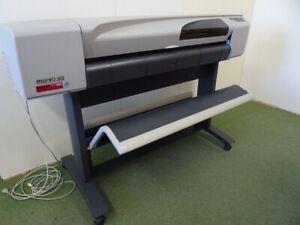 Plotter Stampa HP DesignJet 500 Inkjet Colori, Portarotolo, Lama di Taglio