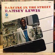 [SOUL/FUNK/JAZZ]~EXC LP~RAMSEY LEWIS~Dancing In The Street~{OG 1967~CADET Issue]