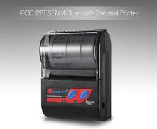 GOOJPRT MTP - II 58MM Wireless Bluetooth Thermal Printer Mini Receipt Machine