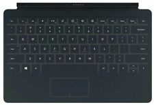 Microsoft Touch Cover - Black - UK - Keyboard for Surface RT 1 & 2
