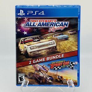Tony Stewarts All American Racing and Sprint Car Racing PS4 PlayStation 4 New