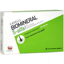Biomineral 5-Alfa nutrimento Capelli 30cps