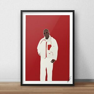 Skepta INSPIRED WALL ART Print / Poster A4 A3 Konnichiwa rap mc shutdown