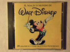 CD Il magico mondo di Walt Disney