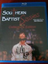 """""""SOUTHERN BAPTIST SISSIES"""" COLLECTOR'S EDITION BLU RAY Signed by Del Shores!"""