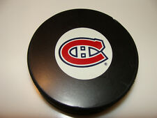 NHL Hockey Montreal Canadiens Autograph Model Puck Sher-wood Perfect for Autos