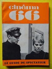 Cinéma 66 n° 109 1966 Claude Chabrol Hongrie Berlin Cracovie