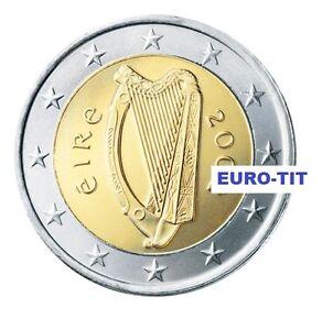 2 EURO   IRLANDE   2015       PIECE    SUPERBE     IRLANDE       disponible