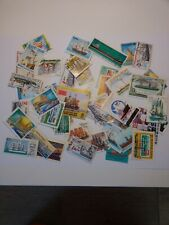 49 Used International Stamps Good Condition