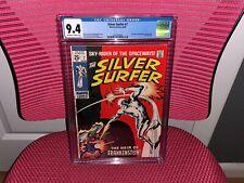 Silver Surfer #7 CGC 9.4