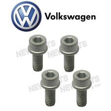 For Volkswagen Beetle Golf Jetta Passat Set of 4 Harmonic Balancer Bolt Genuine