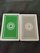 Vintage American Contract Bridge League Playing Cards 2 pack. B19